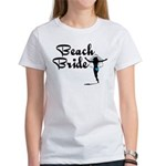 Beach Bride Women's T-Shirt