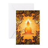 Meditation Greeting Cards (20 Pack)