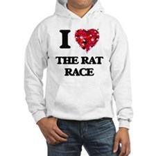 I love The Rat Race Hoodie