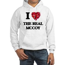 I love The Real Mccoy Hoodie