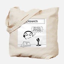 Cute 911 dispatcher Tote Bag