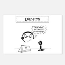 Cute Dispatcher Postcards (Package of 8)