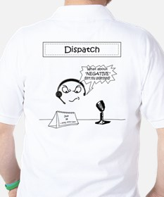 Cute 911 police dispatch T-Shirt