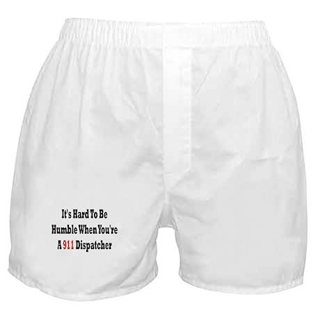 Humble Dispatcher Boxer Shorts