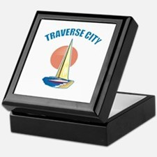 Traverse City Keepsake Box