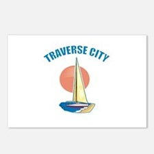 Traverse City Postcards (Package of 8)