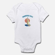 Traverse City Infant Bodysuit