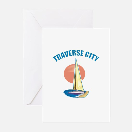 Traverse City Greeting Cards (Pk of 10)