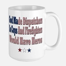 Hero Dispatchers Large Mug