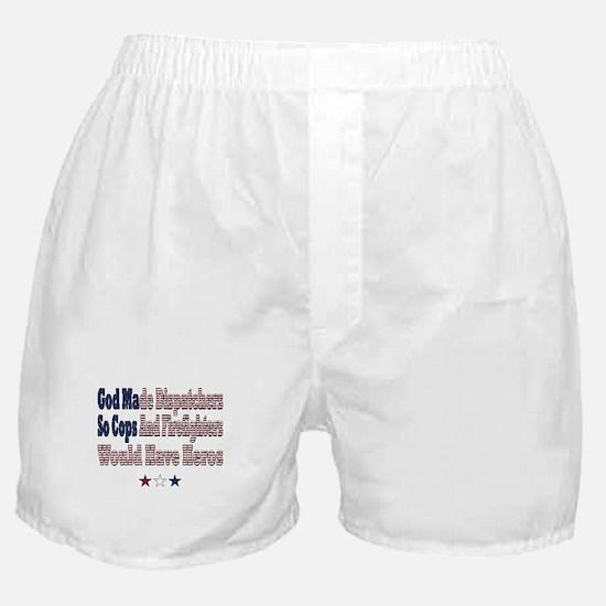 Hero Dispatchers Boxer Shorts