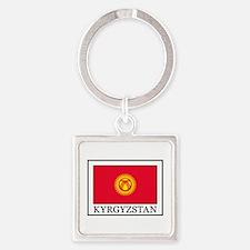 Kyrgyzstan Keychains
