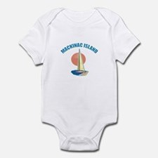 Mackinac Island Infant Bodysuit