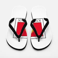 Kyrgyzstan Flip Flops