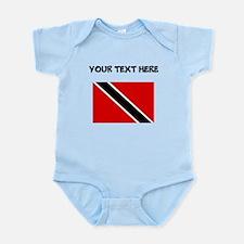 Custom Trinidad and Tobago Flag Body Suit