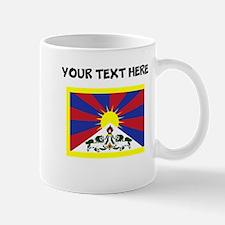 Custom Tibet Flag Mugs
