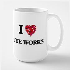 I love The Works Mugs