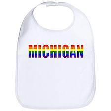 Michigan Pride Bib