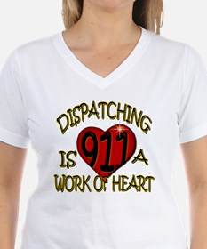 """""""Dispatching is a work of heart"""" (TM) Shirt"""