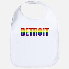 Detroit Pride Bib