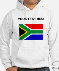 Custom South Africa Flag Hoodie