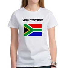Custom South Africa Flag T-Shirt