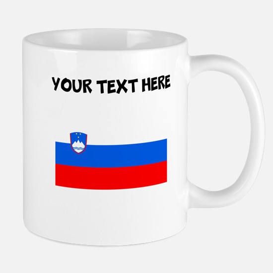 Custom Slovenia Flag Mugs