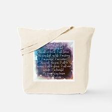 I am beautiful Tote Bag