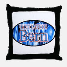 Bernie 2016 Throw Pillow