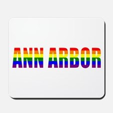 Ann Arbor Mousepad