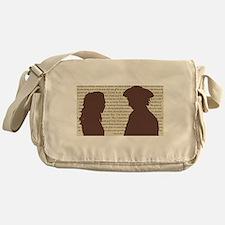The Poldarks Messenger Bag
