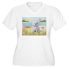 Rowboat / Maltese (R) T-Shirt