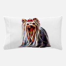 Unique Yorkshire terrier Pillow Case