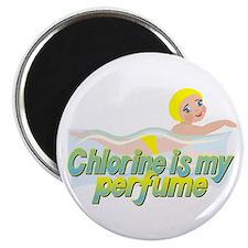 Chlorine is my perfume Magnet