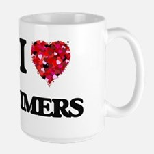 I love Timers Mugs