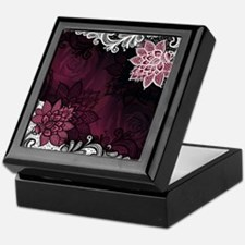 Lace & Roses Keepsake Box
