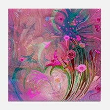 Special Flowers 4 You by Sherri Nicho Tile Coaster