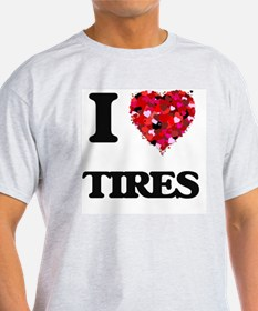 I love Tires T-Shirt