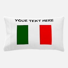 Custom Italy Flag Pillow Case