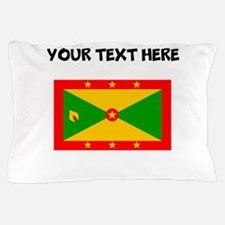 Custom Grenada Flag Pillow Case