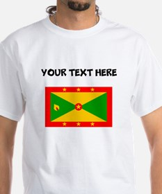 Custom Grenada Flag T-Shirt
