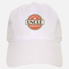 Uncle Fathers Day Baseball Baseball Cap