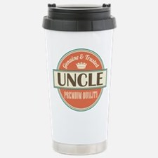 Uncle Fathers Day Travel Mug