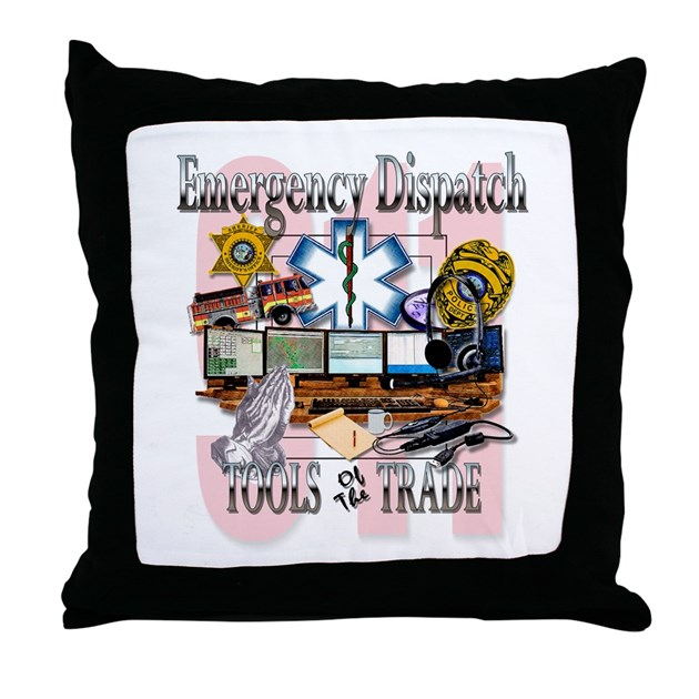 Decorative Pillows To The Trade : Tools Of The Trade Throw Pillow by gunsandhoses