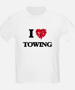 I love Towing T-Shirt