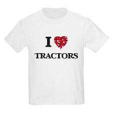 I love Tractors T-Shirt