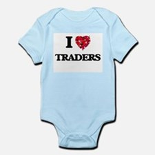 I love Traders Body Suit