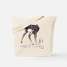 Fresh Paint (W) Tote Bag