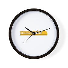Minnesota Wall Clock