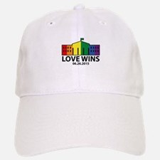 Love Wins Baseball Baseball Cap