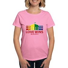 Love Wins Tee